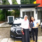 Foto Penyerahan Unit 5 Sales Marketing Mobil Ela