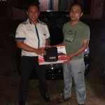 Foto Penyerahan Unit 8 Sales Marketing Mobil Dealer Datsun Purwakarta Yosi