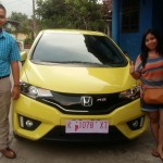 Foto Penyerahan Unit 8 Sales Marketing Mobil Dealer Honda Rizza