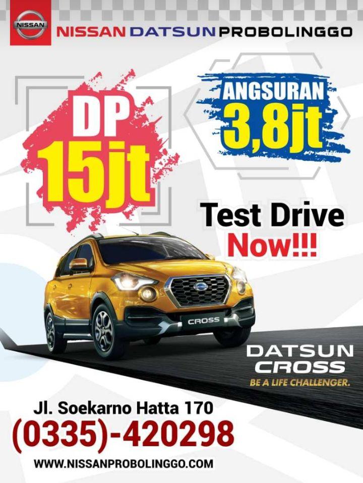 Promo Datsun Nissan By Dwi Pur