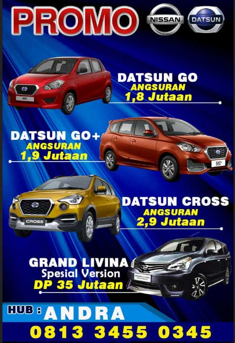 Promo Mobil By Andra