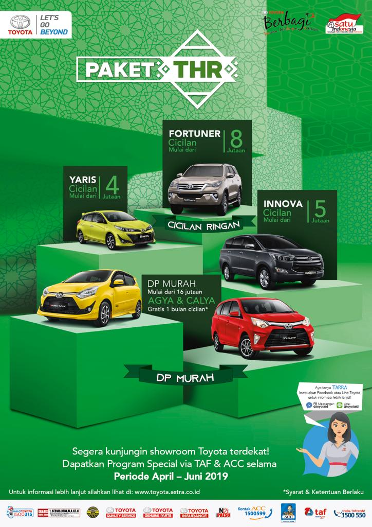 Promo Toyota By Evie 2