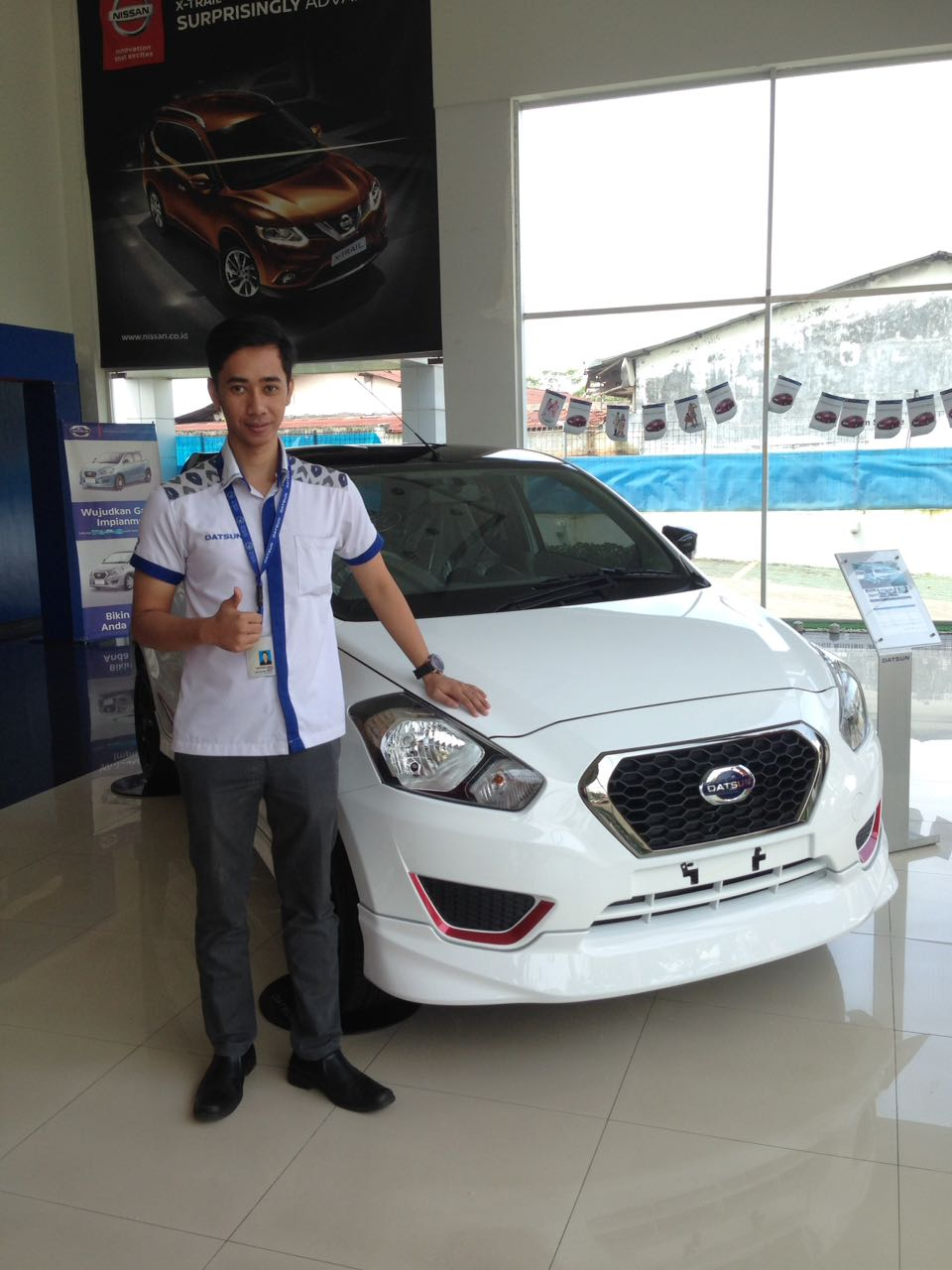 Sales Marketing Mobil Dealer Datsun Kebumen Bagus