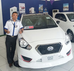 Sales Marketing Mobil Dealer Datsun Probolinggo Novan