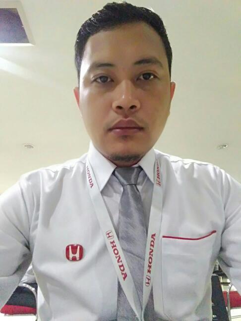 Sales Marketing Mobil Dealer Honda Jakarta Utara Adi