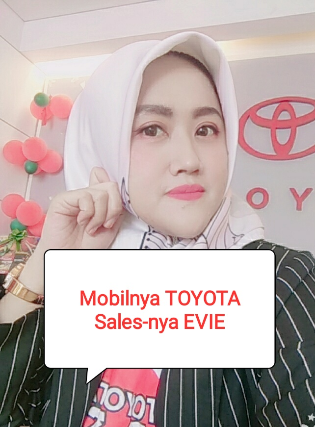 Sales Marketing Mobil Dealer Toyota Evie