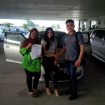 Foto Penyerahan Unit 14 Sales Marketing Mobil Dealer Suzuki Medan Philbert Lin