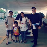 Foto Penyerahan Unit 2 Sales Marketing Mobil Dealer Suzuki Medan Philbert Lin