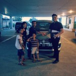 Foto Penyerahan Unit 8 Sales Marketing Mobil Dealer Suzuki Medan Philbert Lin
