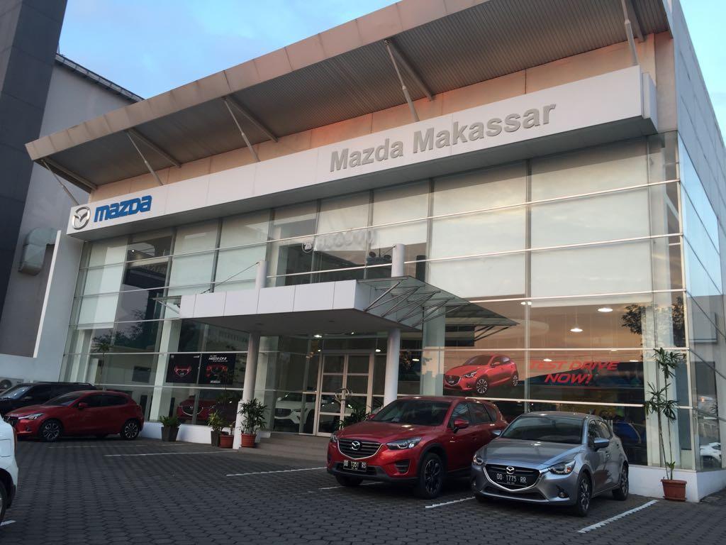 Dealer Mazda Makassar