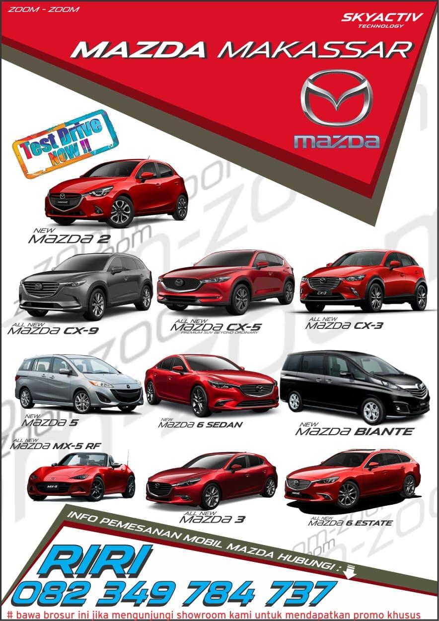 Promo Mazda By Riri