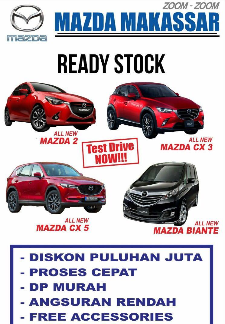 Promo Mazda Makassar 2 By Dewi