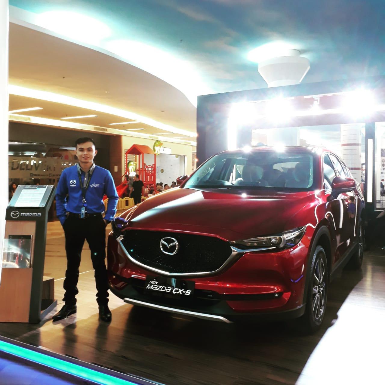 Sales Marketing Mobil Dealer Mazda Riri