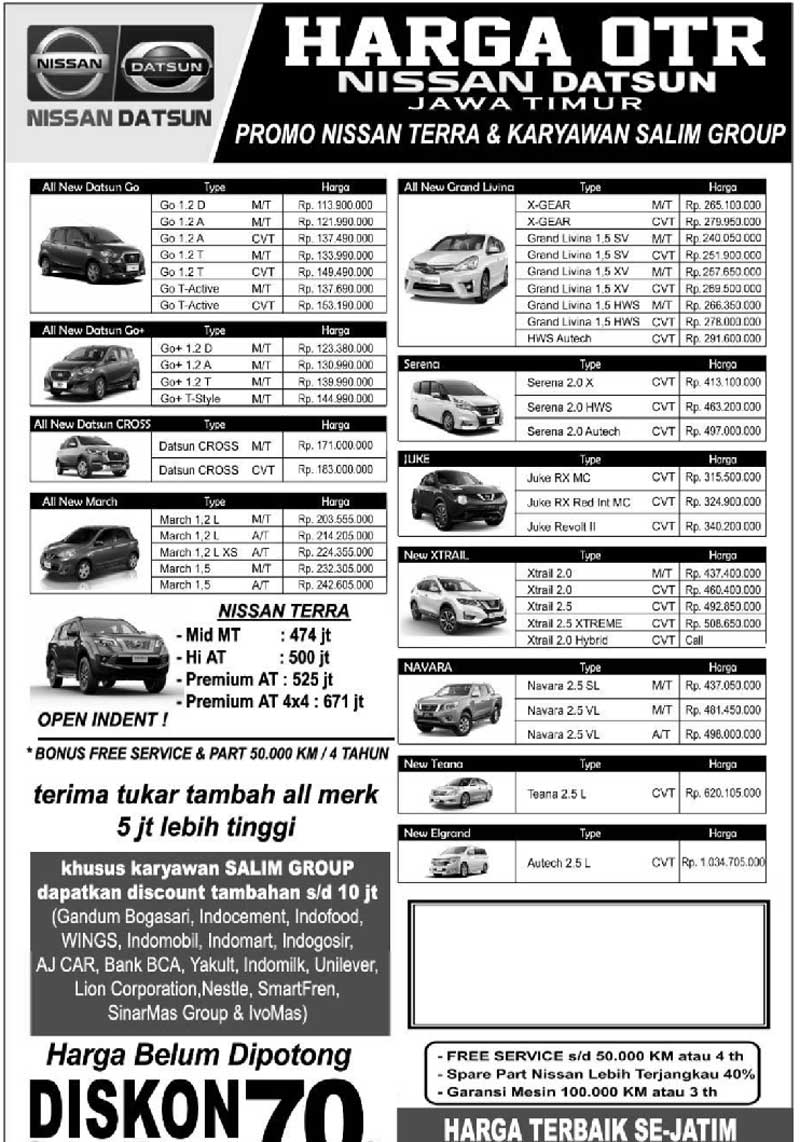 Harga Mobil By Lucky