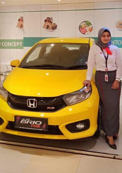 Sales Markeitng Mobil Dealer Honda Endah