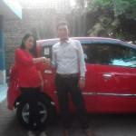 Foto Penyerahan Mobil 6 Sales Marketing Dealer Daihatsu Gresik Erwan SG