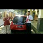 Foto Penyerahan Unit 10 Sales Marketing Mobil Dealer Honda Tulungagung Satria