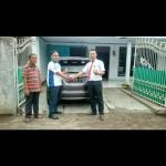 Foto Penyerahan Unit 11 Sales Marketing Mobil Dealer Honda Tulungagung Satria