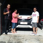 Foto Penyerahan Unit 13 Sales Marketing Mobil Dealer Toyota Indramayu Ryan