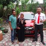 Foto Penyerahan Unit 15 Sales Marketing Mobil Dealer Honda Tulungagung Satria