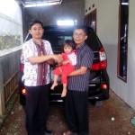 Foto Penyerahan Unit 24 Sales Marketing Toyota Atep
