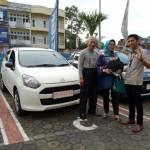 Foto Penyerahan Unit 26 Sales Marketing Mobil Dealer Daihatsu Jambi Firman