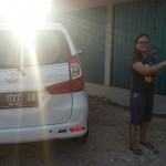 Foto Penyerahan Unit 4 Sales Marketing Mobil Dealer Daihatsu Pekanbaru Nandos