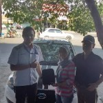 Foto Penyerahan Unit 5 Sales Marketing Mobil Dealer Datsun Solo Sukses Cahyo