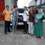 Foto Penyerahan Unit 57 Sales Marketing Daihatsu Firman