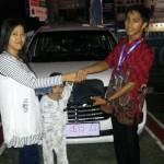 Foto Penyerahan Unit 8 Sales Marketing Mobil Dealer Daihatsu Jambi Firman