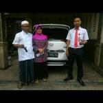 Foto Penyerahan Unit 8 Sales Marketing Mobil Dealer Honda Tulungagung Satria