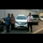 Foto Penyerahan Unit 9 Sales Marketing Mobil Dealer Honda Tulungagung Satria