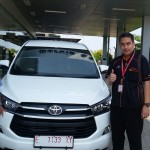 Foto Penyerahan Unit 9 Sales Marketing Mobil Dealer Toyota Indramayu Ryan