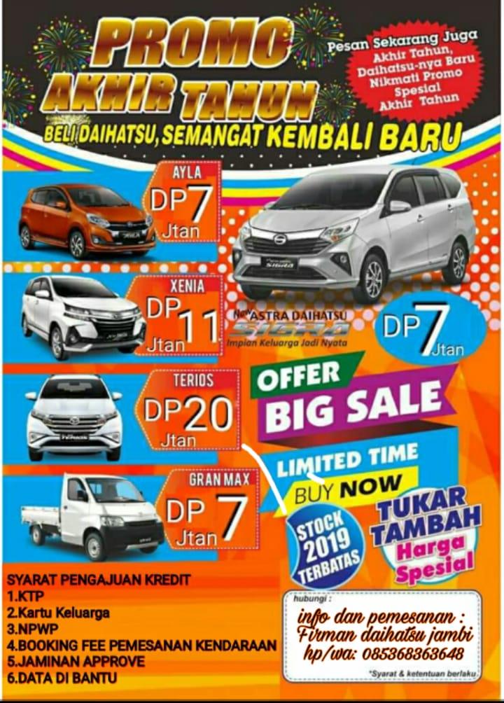 Promo Daihatsu By Firman