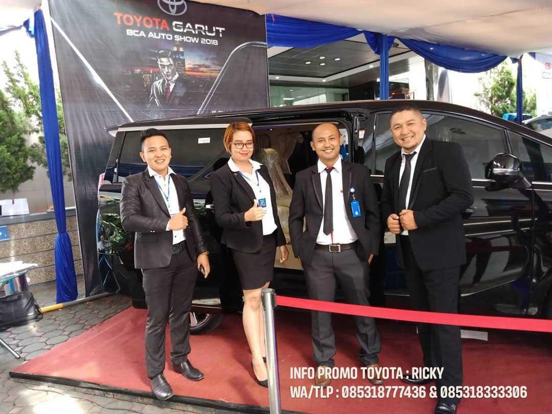 Toyota Garut Ricky 085318777436 & 085318333306