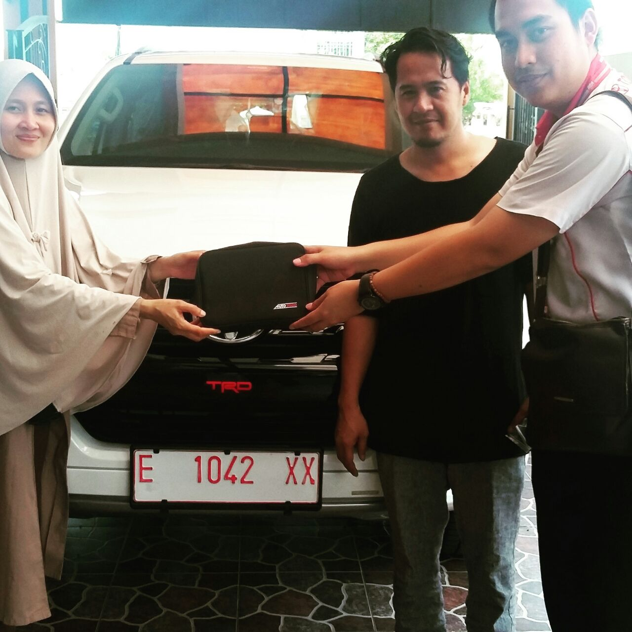 Sales Marketing Toyota Indramayu Ryan