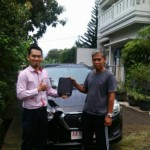 Foto Penyerahan Unit 1 Sales Marketing Mobil Dealer Datsun Purworejo Andres