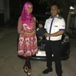 Foto Penyerahan Unit 11 Sales Marketing Mobil Dealer Datsun Purwakarta Yosi