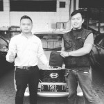 Foto Penyerahan Unit 12 Sales Marketing Mobil Dealer Datsun Agi