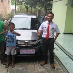Foto Penyerahan Unit 12 Sales Marketing Mobil Dealer Honda Rizza
