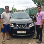 Foto Penyerahan Unit 12 Sales Marketing Nissan Datsun Probolinggo Tomy