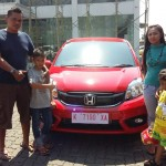 Foto Penyerahan Unit 16 Sales Marketing Mobil Dealer Honda Rizza