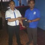 Foto Penyerahan Unit 19 Sales Marketing Mobil Dealer Datsun Purwakarta Yosi