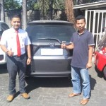 Foto Penyerahan Unit 19 Sales Marketing Mobil Dealer Honda Rizza