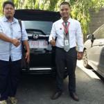 Foto Penyerahan Unit 20 Sales Marketing Mobil Dealer Honda Rizza