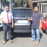 Foto Penyerahan Unit 22 Sales Marketing Mobil Dealer Honda Rizza