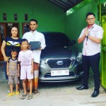 Foto Penyerahan Unit 22 Sales Marketing Mobil Dealer Mobil Nissan Datsun Tomy