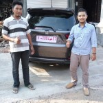Foto Penyerahan Unit 25 Sales Marketing Mobil Dealer Honda Rizza