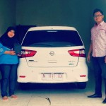 Foto Penyerahan Unit 3 Sales Marketing Nissan Datsun Probolinggo Tomy