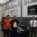 Foto Penyerahan Unit 5 Sales Marketing Mobil Dealer Honda Pluit Tjhai Andre